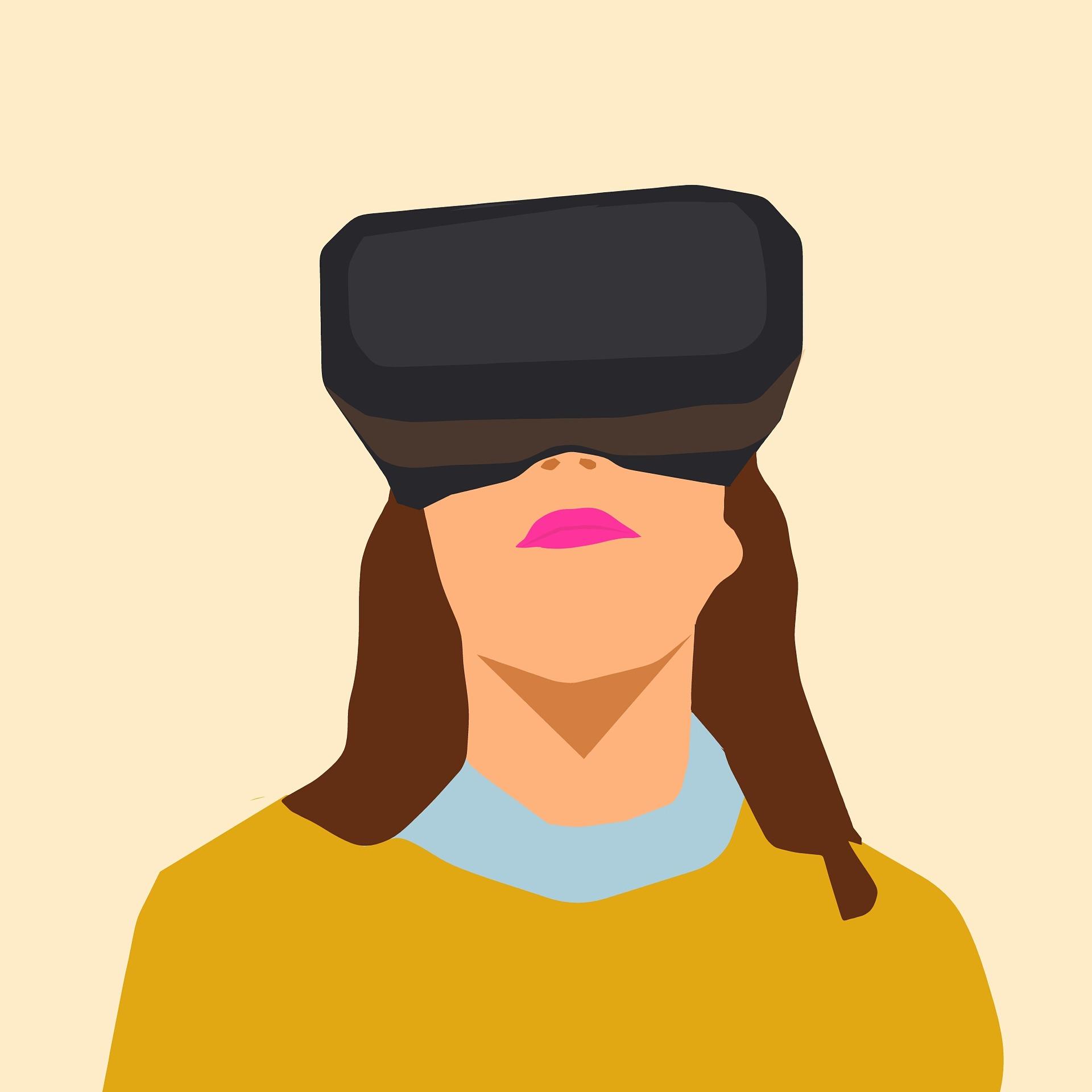 réalité virturelle vr
