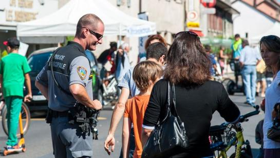 Police de proximité