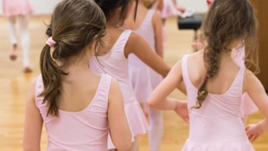 enfants danseuses ballet