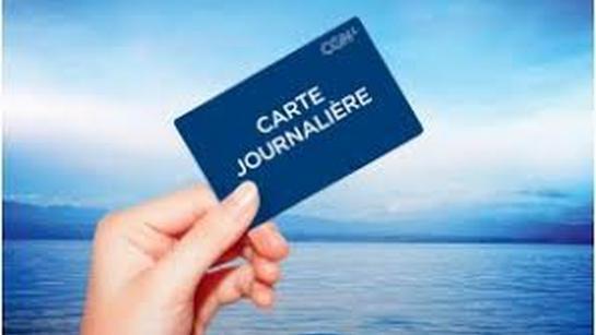 Carte CGN