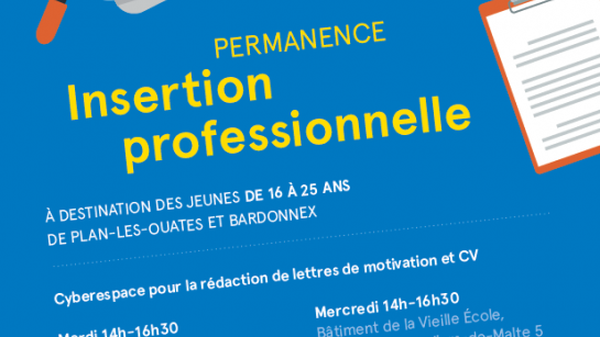 Permanence insertion professionnelle